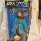 Star Trek Collector Series 1995 Starfleet Edition Figure Doctor Beverly Crusher