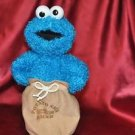Cookie Monster Sesame Street Potato Sack Racer Motion Sound Doll Fisher Price