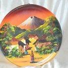 Venezuela Ecuador Northern South America decorative wall Hanging Plate