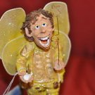 Tooth Fairy as Dentist Contemporary, Mixed Materials, Multi-Color and Novelty