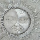 STONE TREASURES Crescent Sun And Moon Ethnic Sunshine Wall Decal Pagan Wiccan