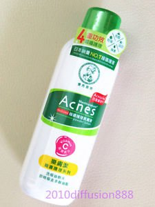 *Mentholatum Acnes* Medicated Powder Lotion Toner (150ml/5 fl.oz) with Acnoplex