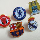 ***INTERNATIONAL SOCCER CLUB*** FOOTBALL PIN BROOCH BADGE SOUVENIR EMBLEM
