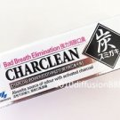 KOBAYASHI  DR. DENTI BAD BREATH ELIMINATION CHARCLEAN CHARCOAL POWER TOOTHPASTE