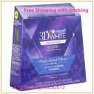 1 Box Crest 3D WHITE Whitestrips LUXE Professional Effects 20 Pouches 40 strips