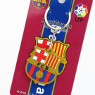 BARCELONA KEYFOB KEYCHAIN COLLECTIBLE GREAT GIFT DOUBLE-SIDE
