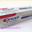 CREST 3D WHITE BRILLIANCE TEETH WHITENING TOOTHPASTE 4.1oz (IMPROVED FORMULA)