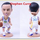 Golden State Warriors #30 Stephen Curry Bobblehead Figure 12.3cm Tall