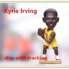 New!!! Cleveland Cavalier #2 Kyrie Irving Bobblehead Figure 16.7cm Tall