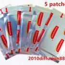 New!! Elastoplast Scar Reducer Patches Sheet Skin Keloid Raised Treatmen 5 pcs