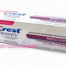 (IMPROVED FORMULA) CREST 3D WHITE BRILLIANCE  MESMERIZING MINT TOOTHPASTE 4.1oz