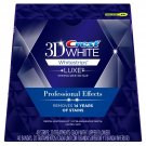 Crest 3D white Whitestrips Luxe Professional Effects 20 Strips 10 Pouches NO Box