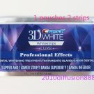 **CREST 3D* PROFESSIONAL EFFECTS LUXE WHITENING WHITESTRIPS *1 POUCHES 2 STRIPS*