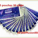 *CREST 3D* PROFESSIONAL EFFECTS LUXE WHITENING WHITESTRIPS 15 POUCHES 30 STRIPS*