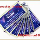 Crest 3D White Professional Whitening Effects Whitestrips (7 pouches/14 strips)