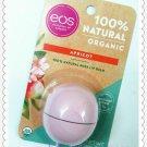 EOS 100% Natural Organic Apricot Lip Balm(0.25oz / 7g) Made in USA