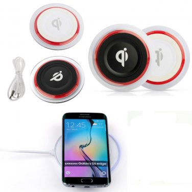 Qi Wireless Fast Charger Charging Pad for Samsung Galaxy S8 / S8 Plus S7