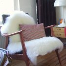 Super Soft Faux Sheepskin Chair Cover Warm Hairy Carpet Seat Pad Fluffy Rugs