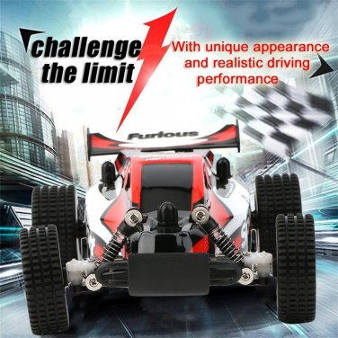 RC Car 2.4 GHz Radio Remote Control Model Scale 1:20 Toy Car with Battery