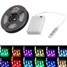 4.5V Battery Operated 150CM RGB LED Strip Light Waterproof Craft Hobby Light