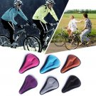 Silica Gel Bike Seat Bicycle Cycling Saddle Mat Extra Comfort Cushion Cover
