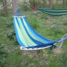 Travel Hammock Outdoor Camping Quilted Canvas Fabric Spreader for UV Resistance