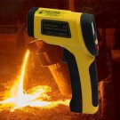 Dual Laser LCD Display IR Infrared Thermometer -50 To 1050 Degree Celsius HT-819