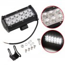 7 inch 36W LED Work Light Bar Flood Off Road Boat ATV SUV Fog Driving