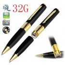 32 G Mini DV DVR Cam Hidden Spy Pen Video Camera Recorder 1280*960 Spy Camcorder