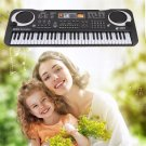 61 Keys Digital Music Electronic Keyboard Board Toy Gift Electric Piano