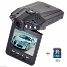 "Nightvision Car DVR 2.5"" TFT Colorful LCD Monitor 6 LED's CMOS Image Sensor AVI"