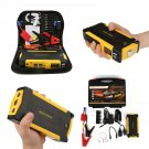 New 69800mAh Car Jump Starter Battery Charger Emergency Power Bank Booster Boat