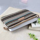 Bohemian Design 12 /14 /15 Inch Canvas Laptop Bag Notebook Sleeve Case Pouch