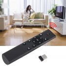 Black FM4 2.4GHz Wireless Remote Control For Android Smart TV BOX PC