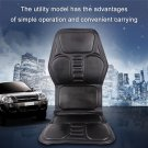 Professional Car Household Office Full Body Massage Cushion Neck Back Massager