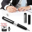 32G Mini DV DVR Cam Hidden Spy Pen Video Camera Recorder 1280*960 Spy Camcorder