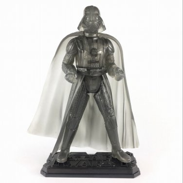 """Prototype Star Wars Clear DARTH VADER 3.75"""" Action Figure Collection toy"""