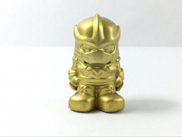 TMNT OOSHIES Limited Edition Golden Shredder teenage mutant ninja turtles Ooshie