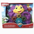 NEW Playskool Stack n Spin Monkey Gears Explore 'N Grow Busy Gears Set Funny toy