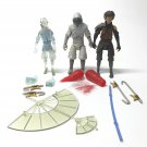 3 Avatar The Last Airbender Arctic Stealth Zuko/AANG/JET action figure 5.5in.toy