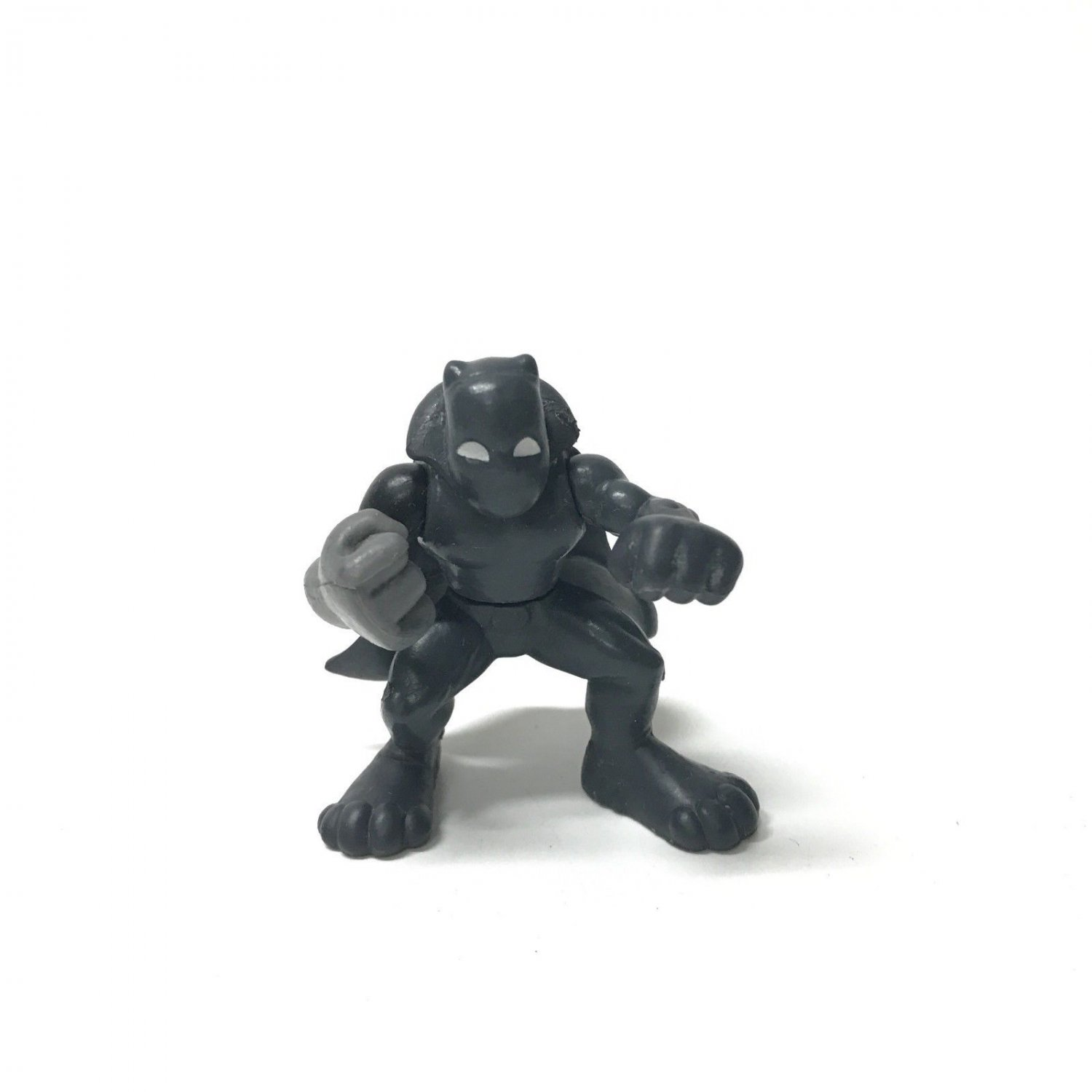 Prototype Marvel Super Hero Squad ULTRA Black Panther RARE Action Figure toy