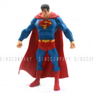New DC Direct Superman Last Son Series 1 Movie Master Action Figure Toy Boy Gift