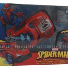 Gift FUORISTRADA D'ATTACCO OFF-ROAD VOERTUIG & Marvel Spider Man FIGURE BOYS Toy