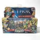 RARE MARVEL SUPER HERO SQUAD THOR THE MIGHTY AVENGER ACTION FIGURE TOY