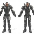 Lot 2pcs Marvel Legends War Machine Iron Man Movie 2 Unmask Edition figure gifts