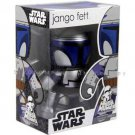 New Star Wars Mighty Muggs Vinyl Series 6 inches action Figure JANGO FETT Gift