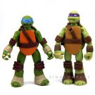 Teenage Mutant Ninja Turtles LEONARDO and DONATELLO Figure Children Gift