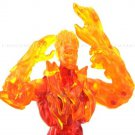Marvel Legends Human Torch From Mr Fantastic 5.5'' Action Figure!