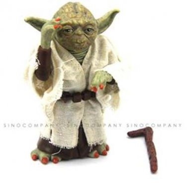 Xmas Amazing Gift 4.5in.Star Was Toy YODA 2015 Series Movie Action Figure