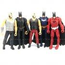 Lot 5 DC Comics Batman bane 3.75'' Action Figure the dark knight rises